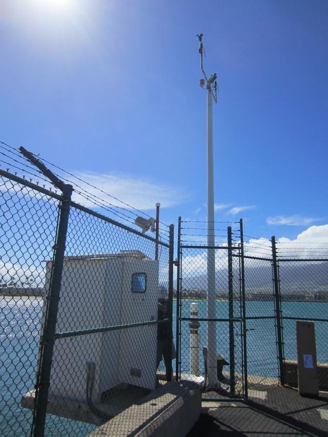 Photo of station #1615680, Kahului, Kahului Harbor, HI