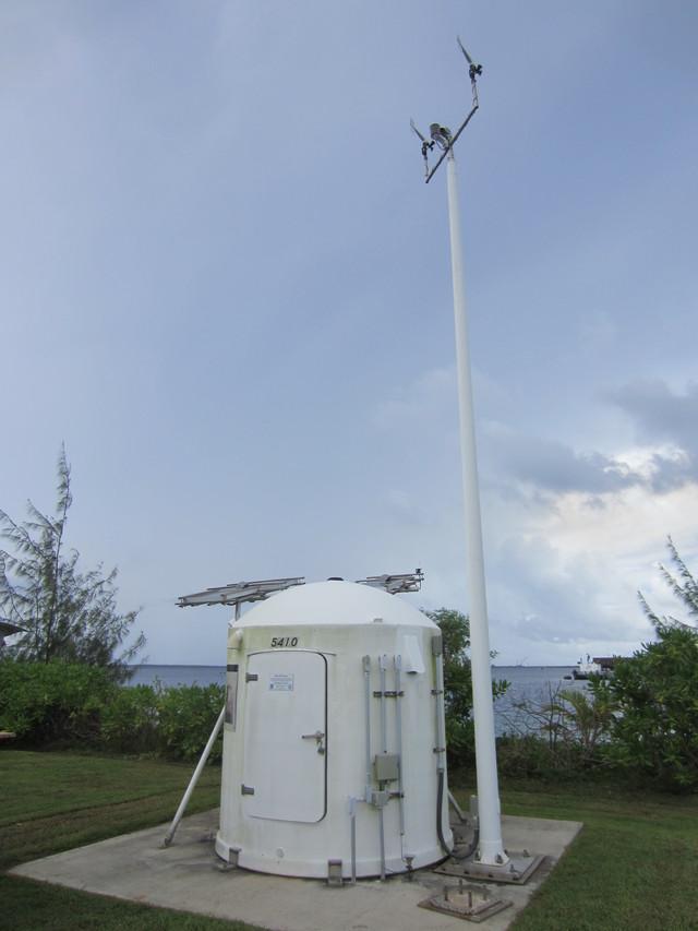 Photo of station #1630000, Apra Harbor, Guam, Un