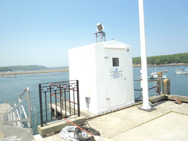 Photo of station #8413320, Bar Harbor, ME