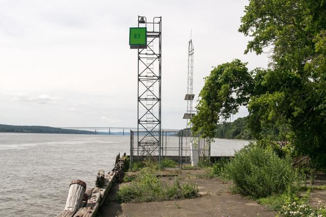 Photo of station #8518962, Turkey Point Hudson River NERRS, NY