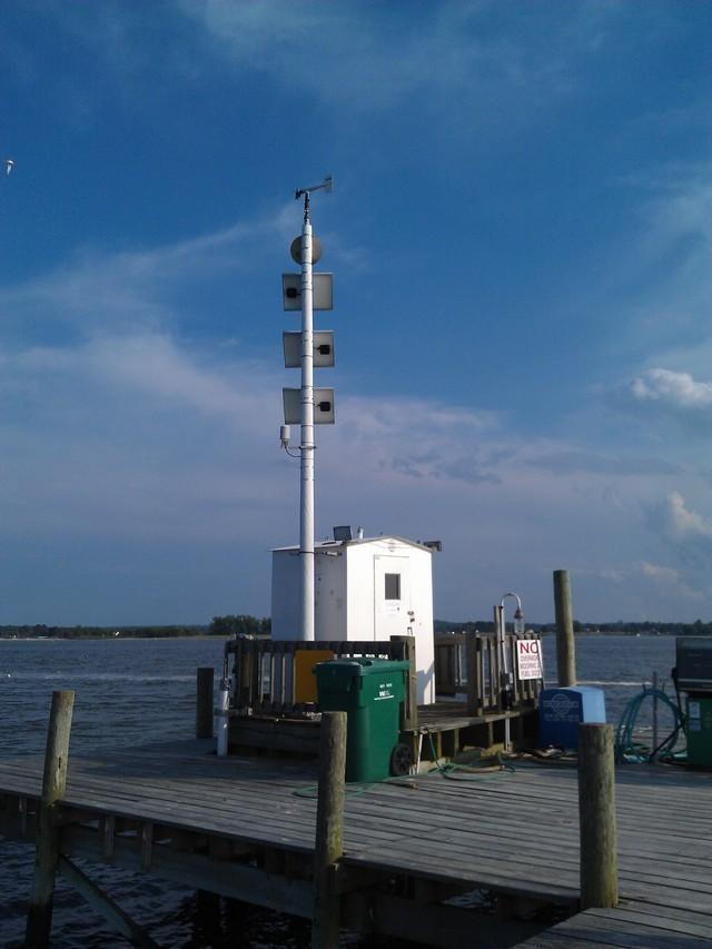 Photo of station #8635750, Lewisetta, VA