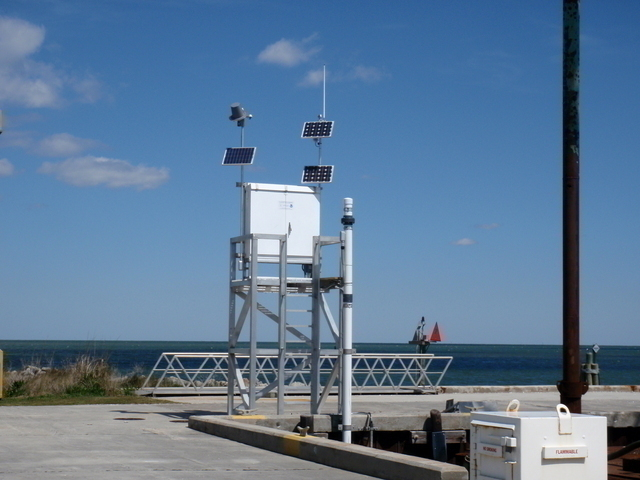 Photo of station #8654467, USCG Station Hatteras, NC
