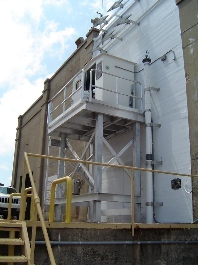 Photo of station #8737048, Mobile State Docks, AL