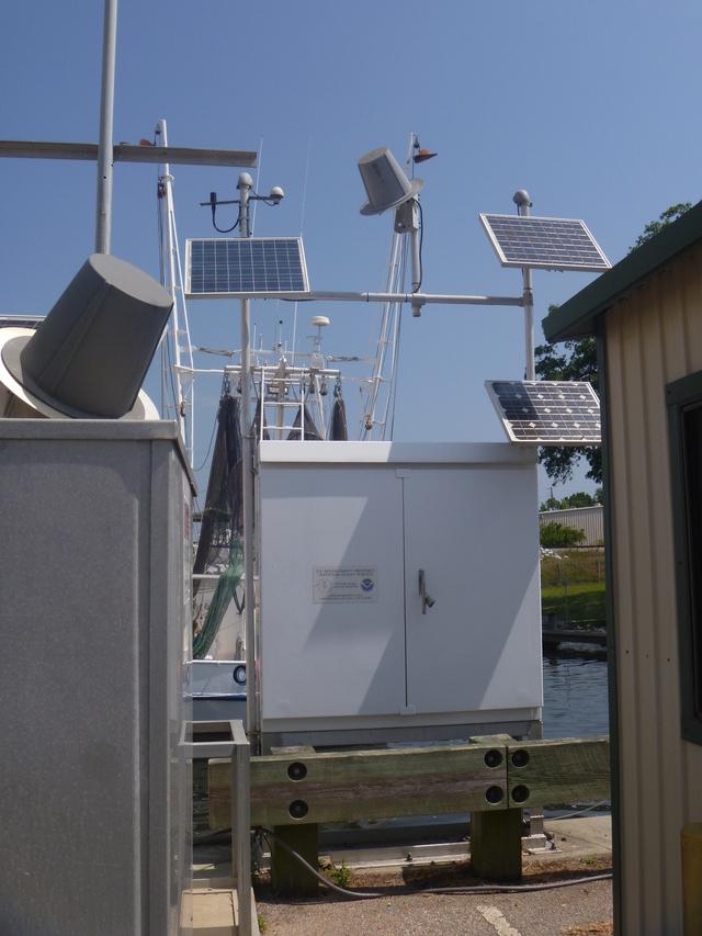 Photo of station #8741533, Pascagoula NOAA Lab, MS