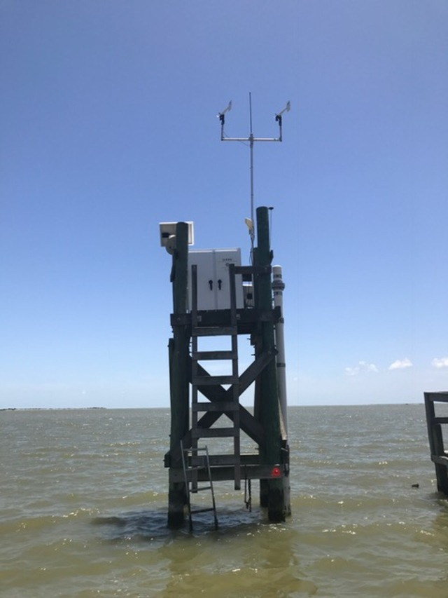 Photo of station #8773037, Seadrift, TX