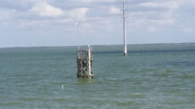 Photo of station #8775244, Nueces Bay, TX
