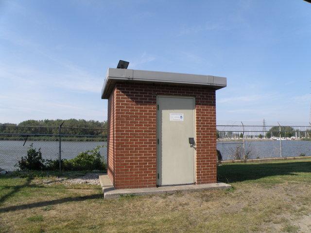 Photo of station #9075035, Essexville, MI