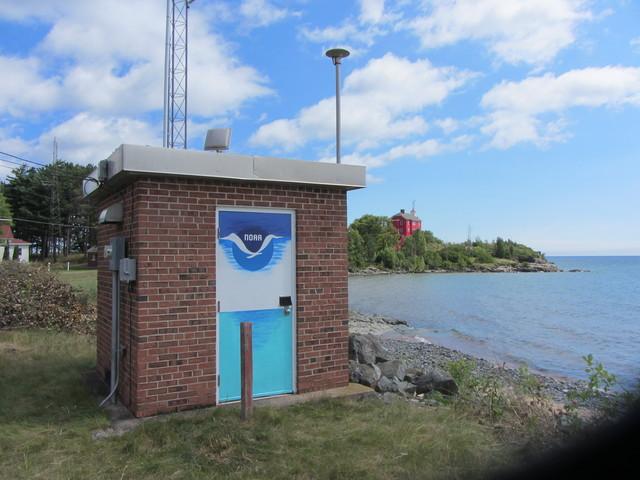 Photo of station #9099018, Marquette C.G., MI