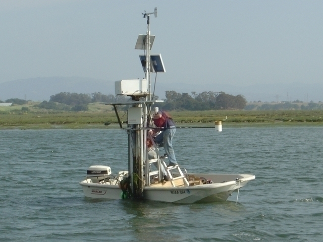 Photo of station #9413651, Kirby Park, Elkhorn Slough, CA