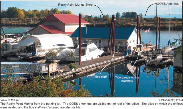 Photo of station #9439189, Rocky Point,