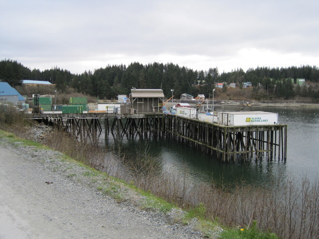 Photo of station #9453220, Yakutat, Yakutat Bay, AK