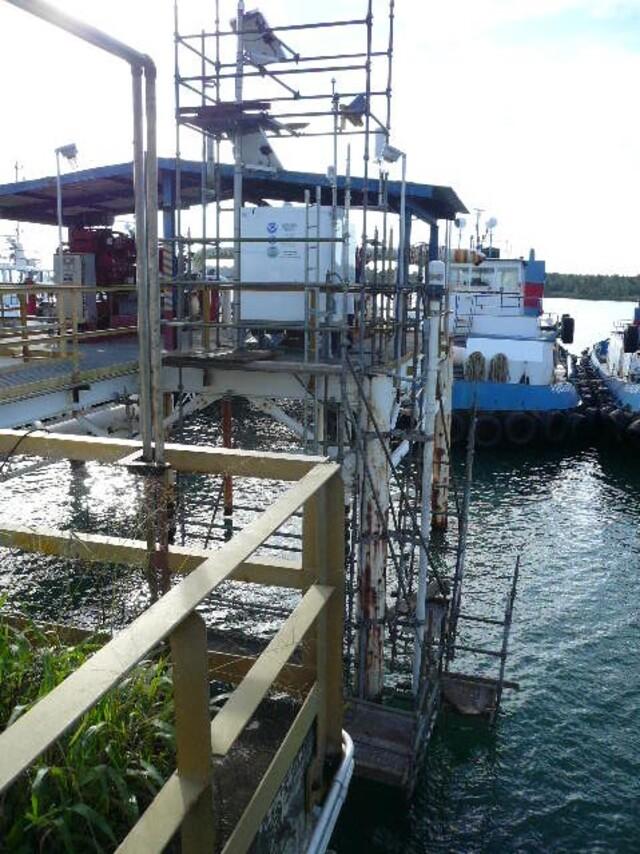 Photo of station #9754228, Yabucoa Harbor, PR