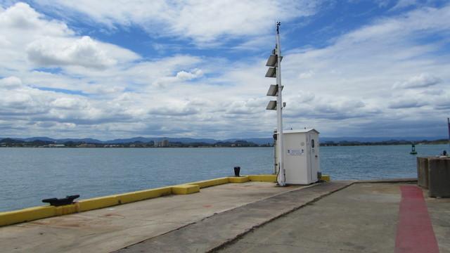 Photo of station #9755371, San Juan, La Puntilla, San Juan Bay, PR