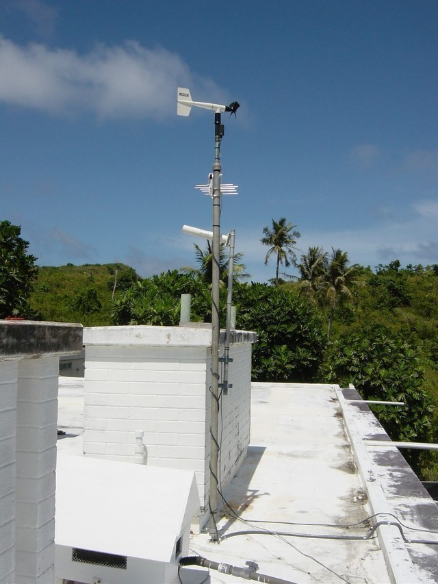 Photo of station #1631428, Pago Bay, Guam, Un