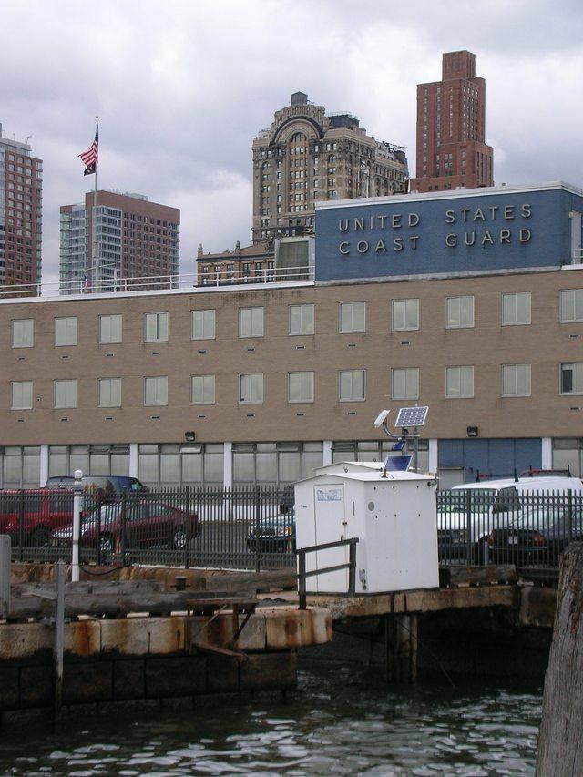 Photo of station #8518750, The Battery, NY