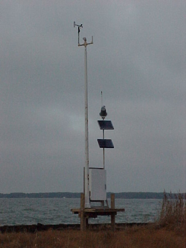 Photo of station #8571579, Barren Island, MD