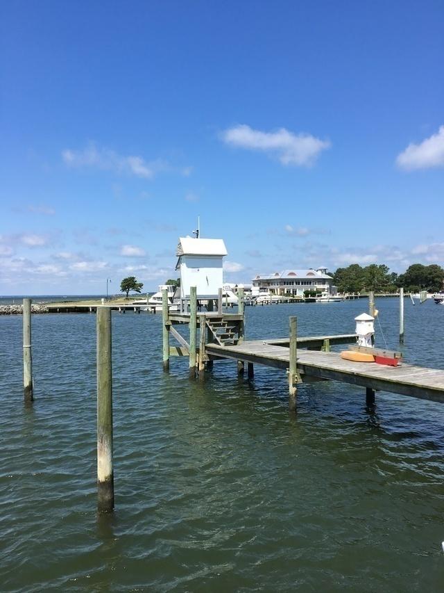 Photo of station #8636580, Windmill Point, VA