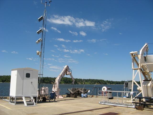 Photo of station #8637689, Yorktown USCG Training Center, VA