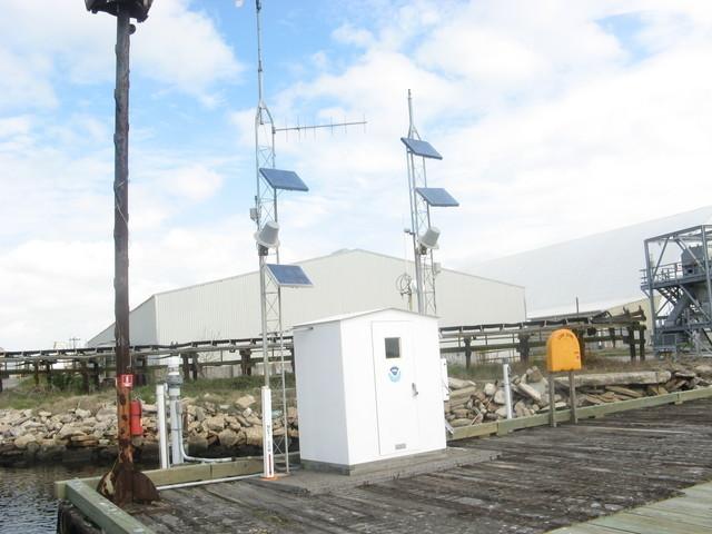 Photo of station #8639348, Money Point, VA