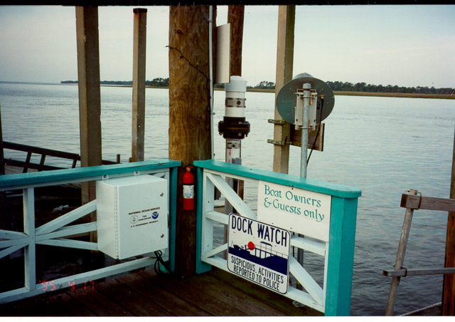 Photo of station #8671029, TYBEE MARINA, TYBEE CREEK, GA