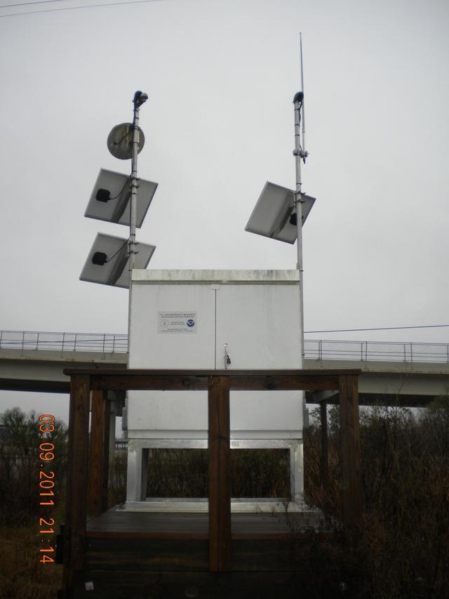 Photo of station #8732828, Weeks Bay, Mobile Bay, AL