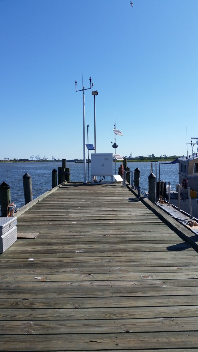 Photo of station #8736897, Coast Guard Sector Mobile, AL