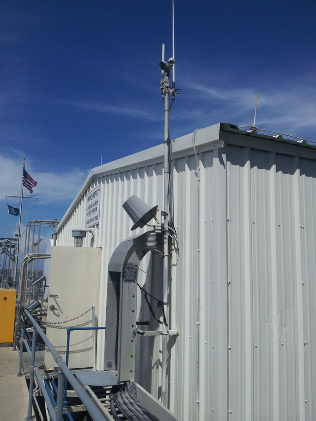 Photo of station #8760922, Pilots Station East, SW Pass, LA