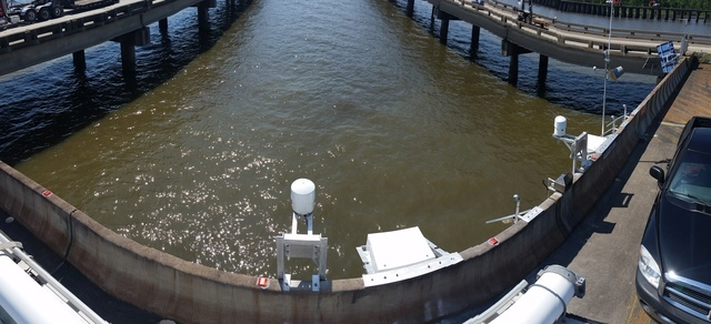 Photo of station #8762483, I-10 Bonnet Carre Floodway, LA
