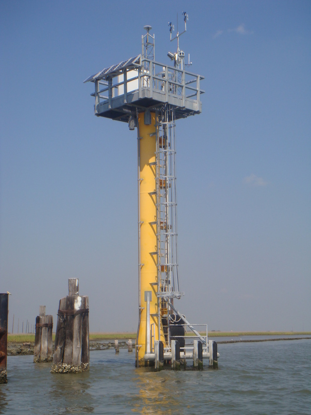Photo of station #8770822, Texas Point, Sabine Pass, TX