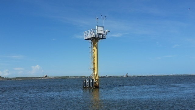 Photo of station #8773767, Matagorda Bay Entrance Channel, TX