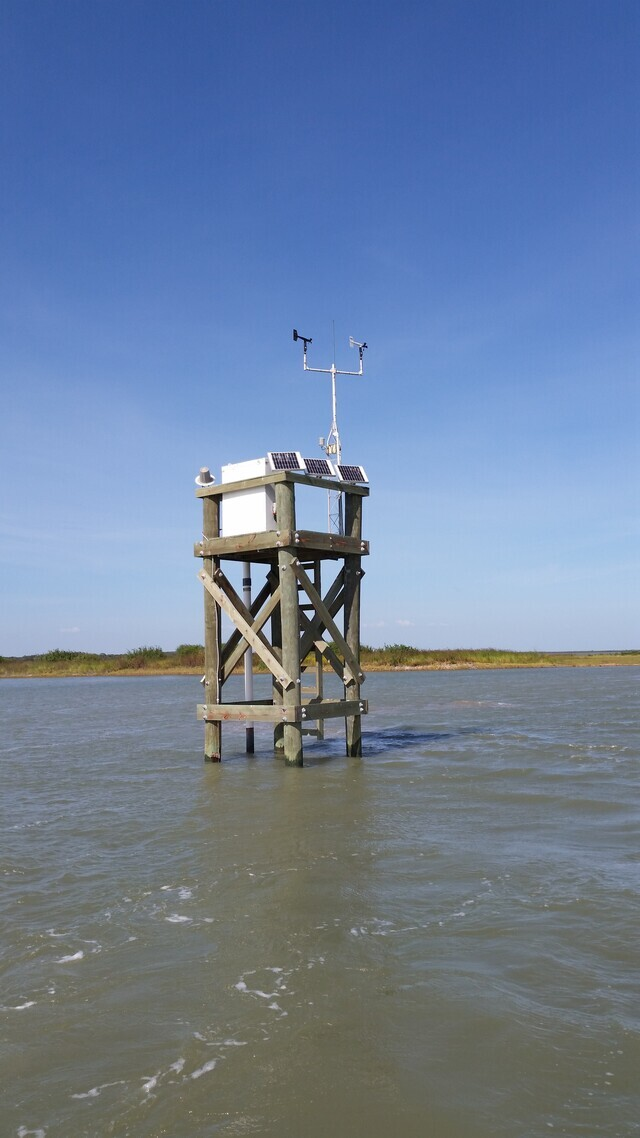 Photo of station #8774230, Aransas Wildlife Refuge, TX