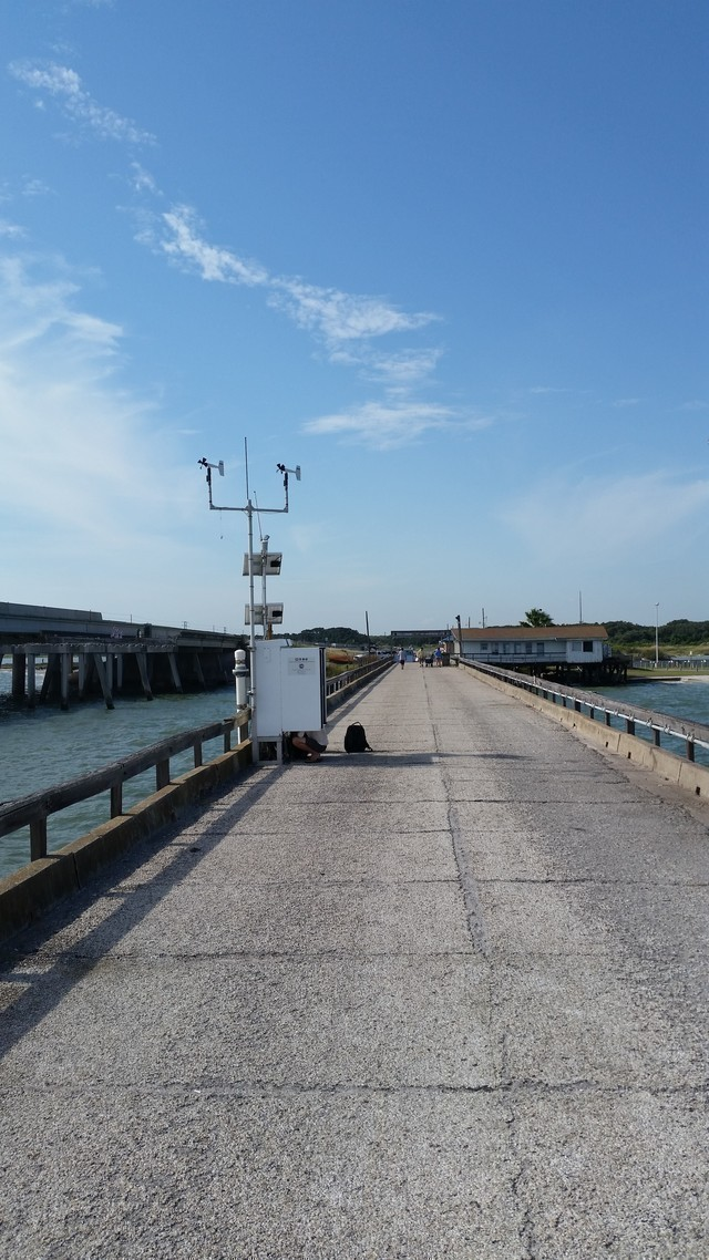Photo of station #8774513, Copano Bay,