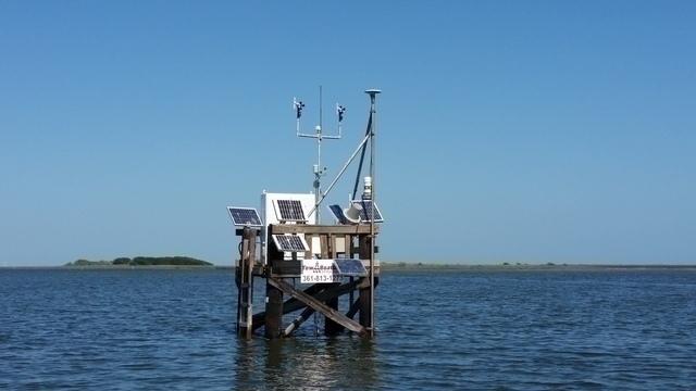 Photo of station #8776139, S. Bird Island, TX