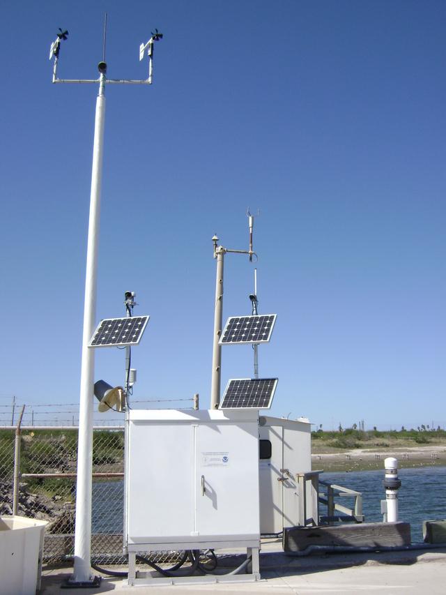 Photo of station #8779770, Port Isabel, TX