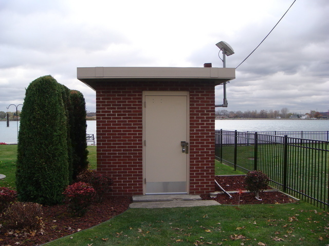 Photo of station #9014080, St. Clair State Police, MI