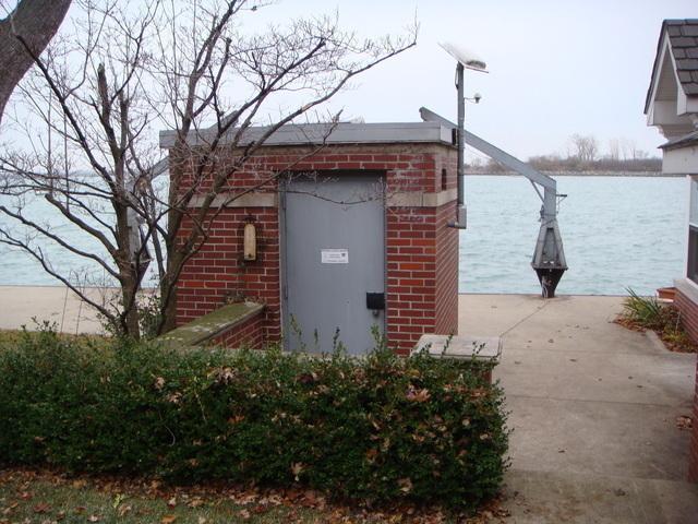 Photo of station #9044030, Wyandotte, MI