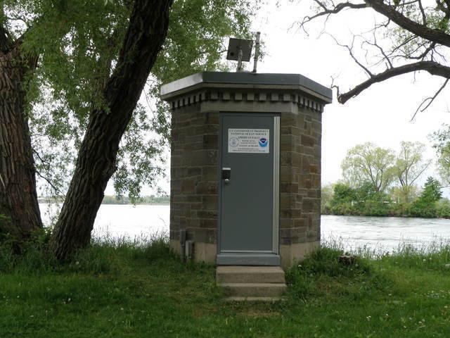 Photo of station #9063009, American Falls, NY