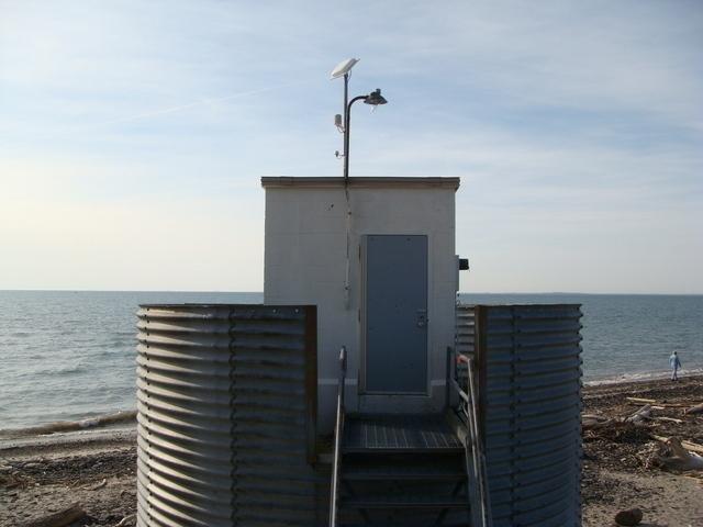 Photo of station #9063028, Sturgeon Point, NY