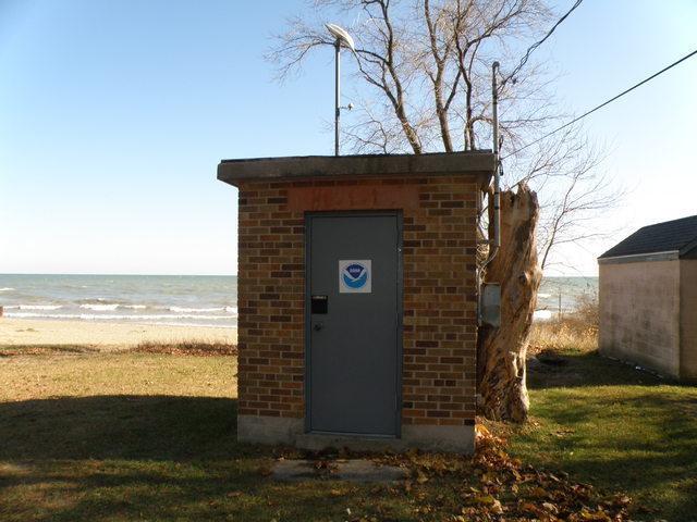 Photo of station #9075002, Lakeport, MI