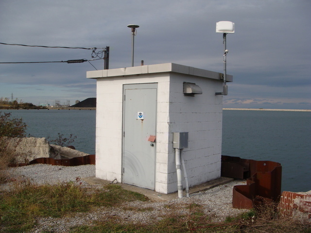 Photo of station #9075014, Harbor Beach, MI