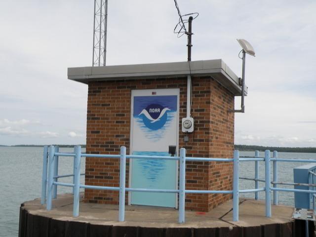 Photo of station #9075099, Detour Village, MI