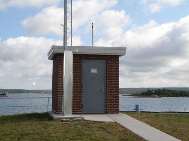Photo of station #9076033, Little Rapids, MI