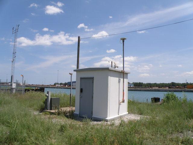 Photo of station #9087044, Calumet Harbor, IL