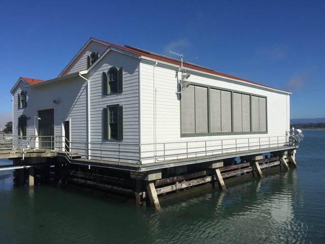 Photo of station #9418767, North Spit, CA