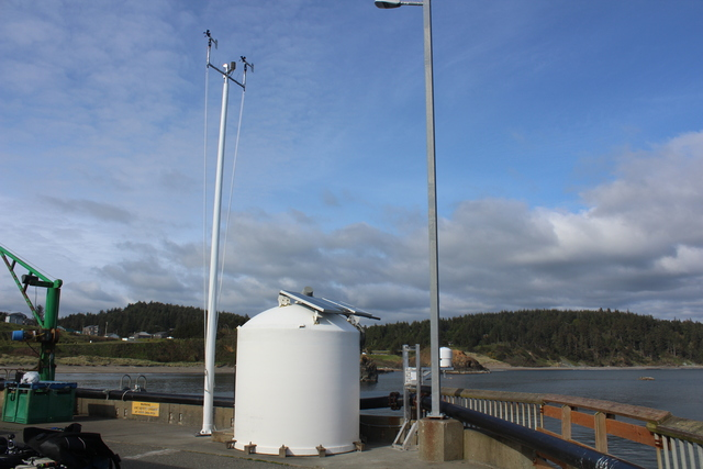 Photo of station #9431647, Port Orford, OR