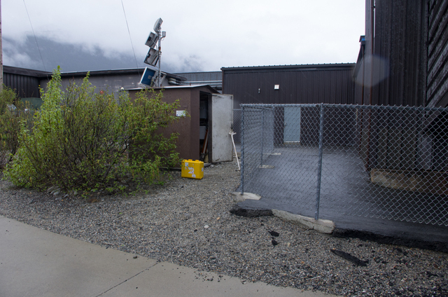 Photo of station #9452400, Skagway, Taiya Inlet, AK
