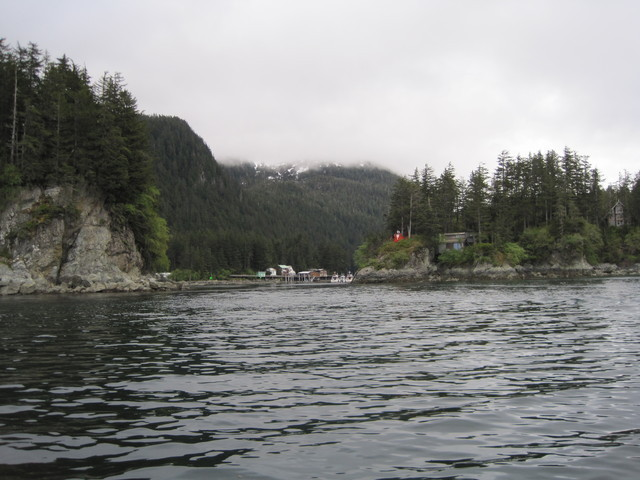 Photo of station #9452634, Elfin Cove,