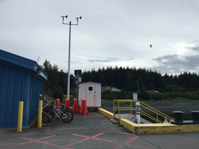 Photo of station #9457292, Kodiak Island, AK