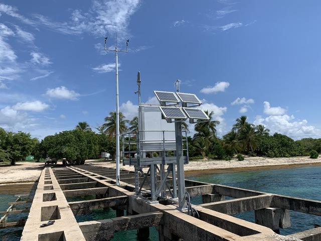 Photo of station #9752695, Esperanza, Vieques Island, PR