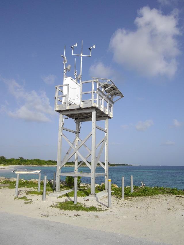 Photo of station #9761115, Barbuda, An